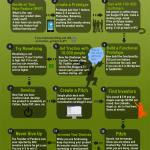 Bagaimana meraih pemodal dari Startup [infografis]